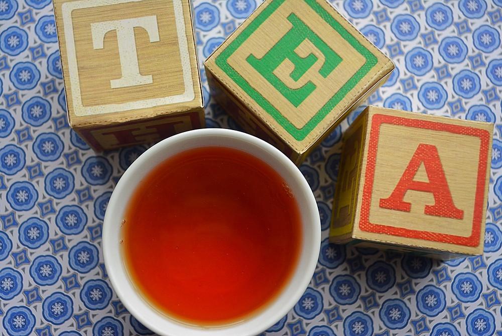 THE SIP: Red Riding Hood Rooibos   Adagio Teas