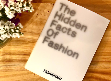 """""""The Hidden Facts of Fashion"""" by Fashionary"""
