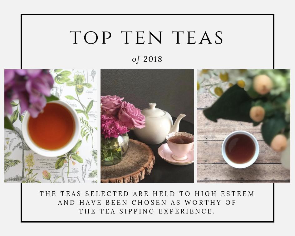 Top Ten Teas of 2018: Cameroon Black Tea from Cameroon, Africa