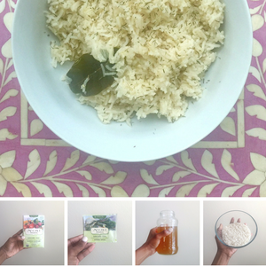 Recipes & DIY | Fennel Spice Tea Rice