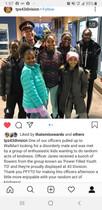 A random act of kindness can go a long way