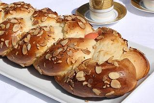 Tsoureki Greek Holiday Bread