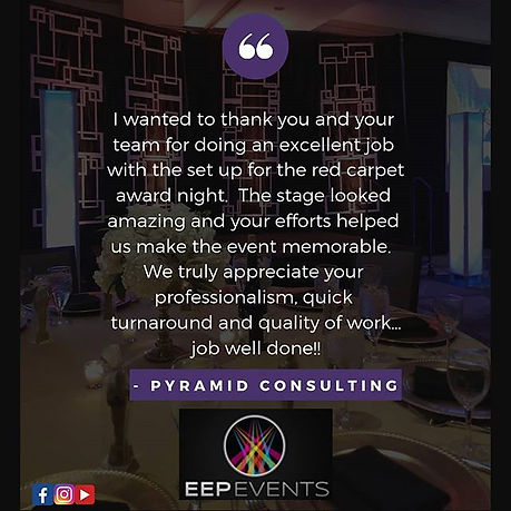 #eepevents _eepevents #eventproduction #