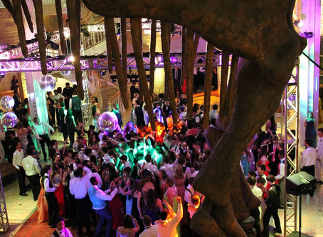 """The Great Gatsby"" Prom at Fernbank Museum"