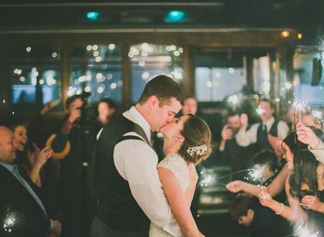 Real Wedding: Ann + Stephen