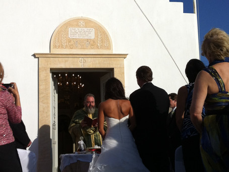 Read Before You Opa: Jimmy Shares Greek Wedding Entertainment Trends and Tips