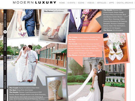 Published: Rachel + Dale in Jezebel!