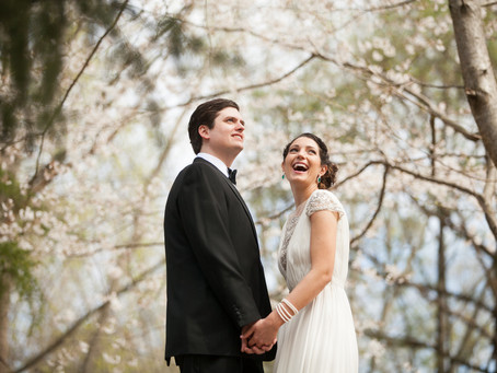 Real Wedding: Sarah + John