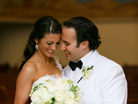 Real Wedding: Stacy & Michael
