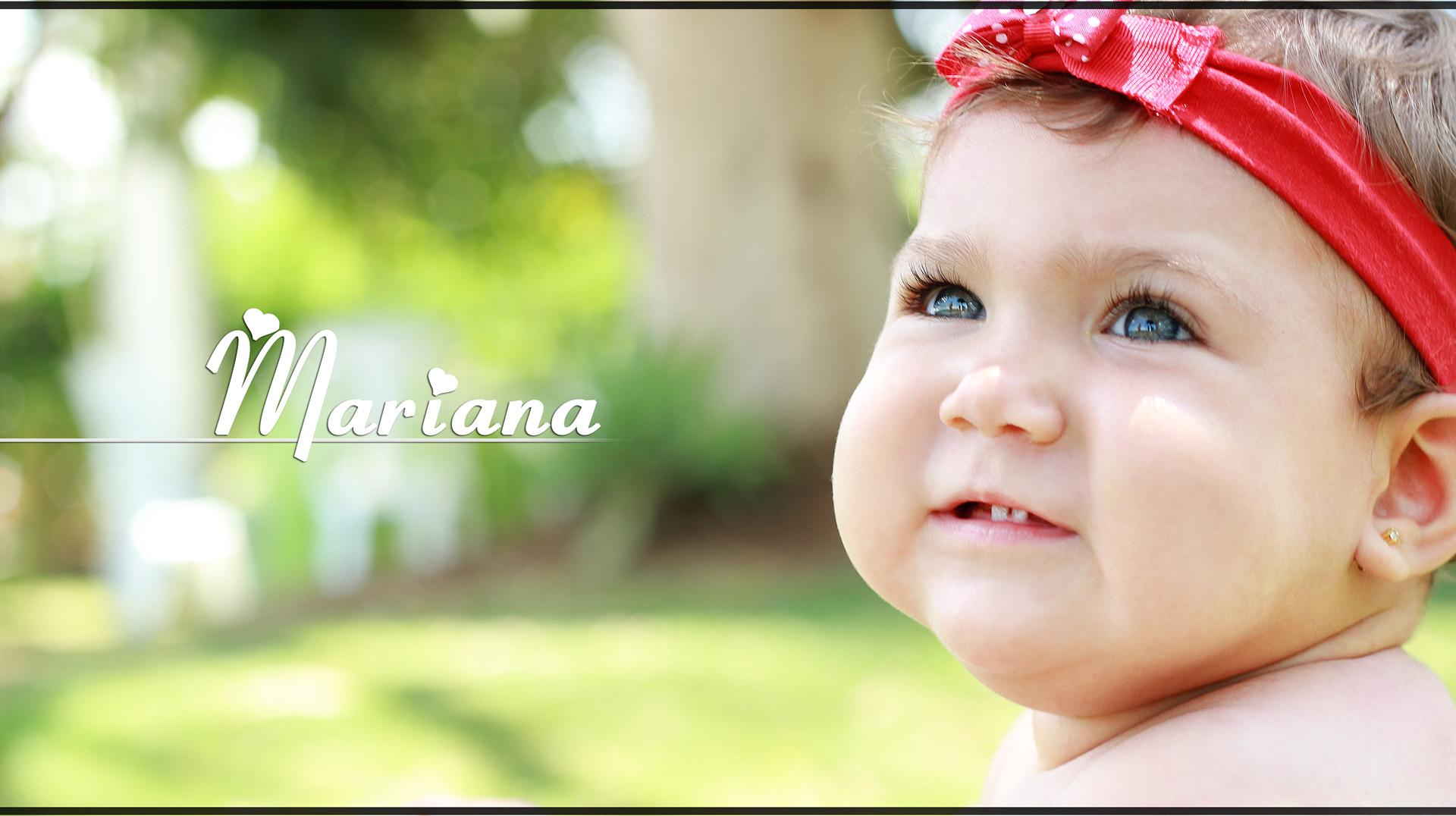 1 Aninho - Mariana