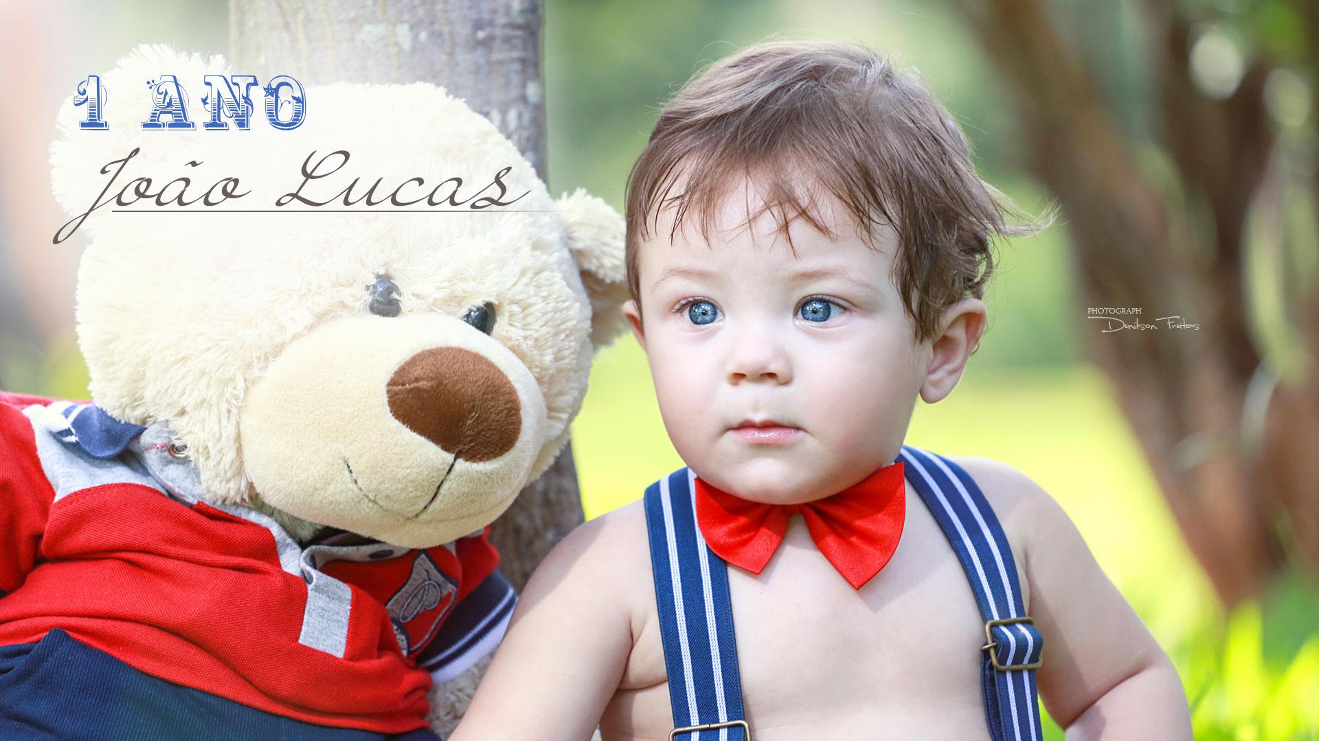 1 Ano - João Lucas