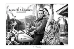 Enlace Civil - Emanuelle & Leonardo