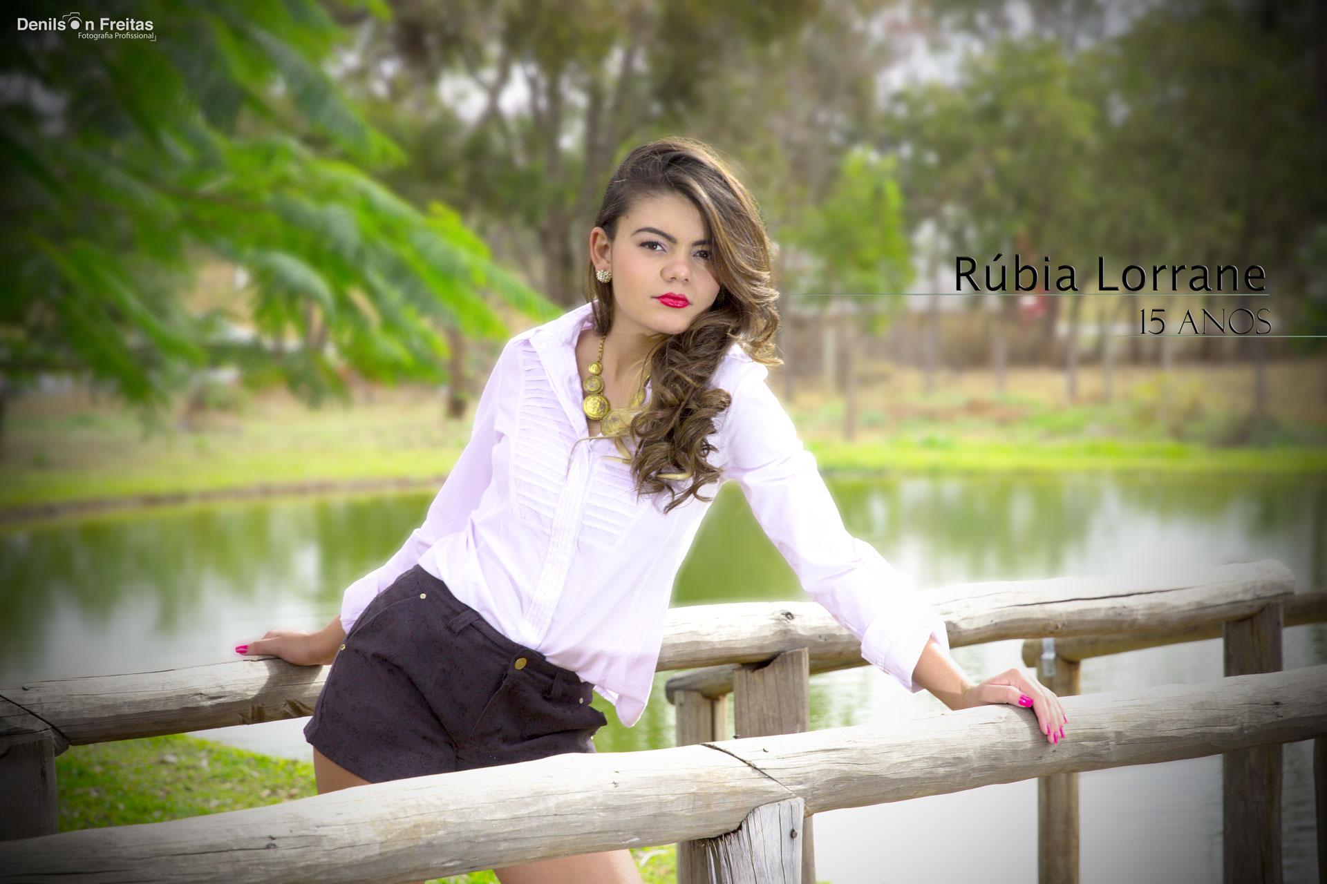 15 Anos - Rúbia