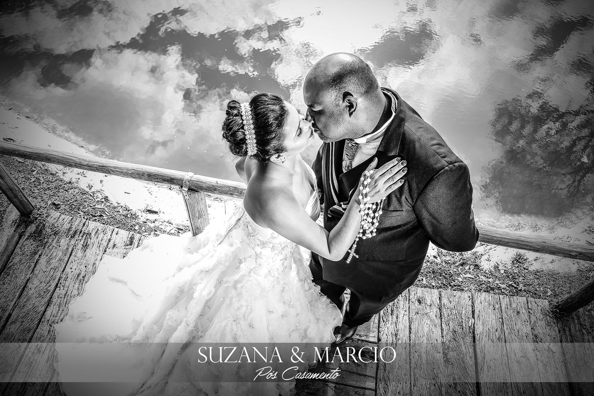 Pós Casamento - Suzana & Marcio