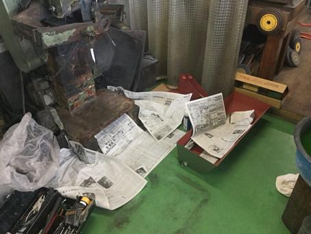 チップソー研磨機の改造