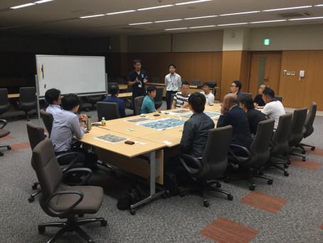 豊田市役所による町づくり・整備に向けての意見収集会