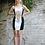 Thumbnail: HOLEY TIGHTS | Galaxy Dress
