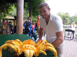Zoo Pro Pumkin Carving Competition