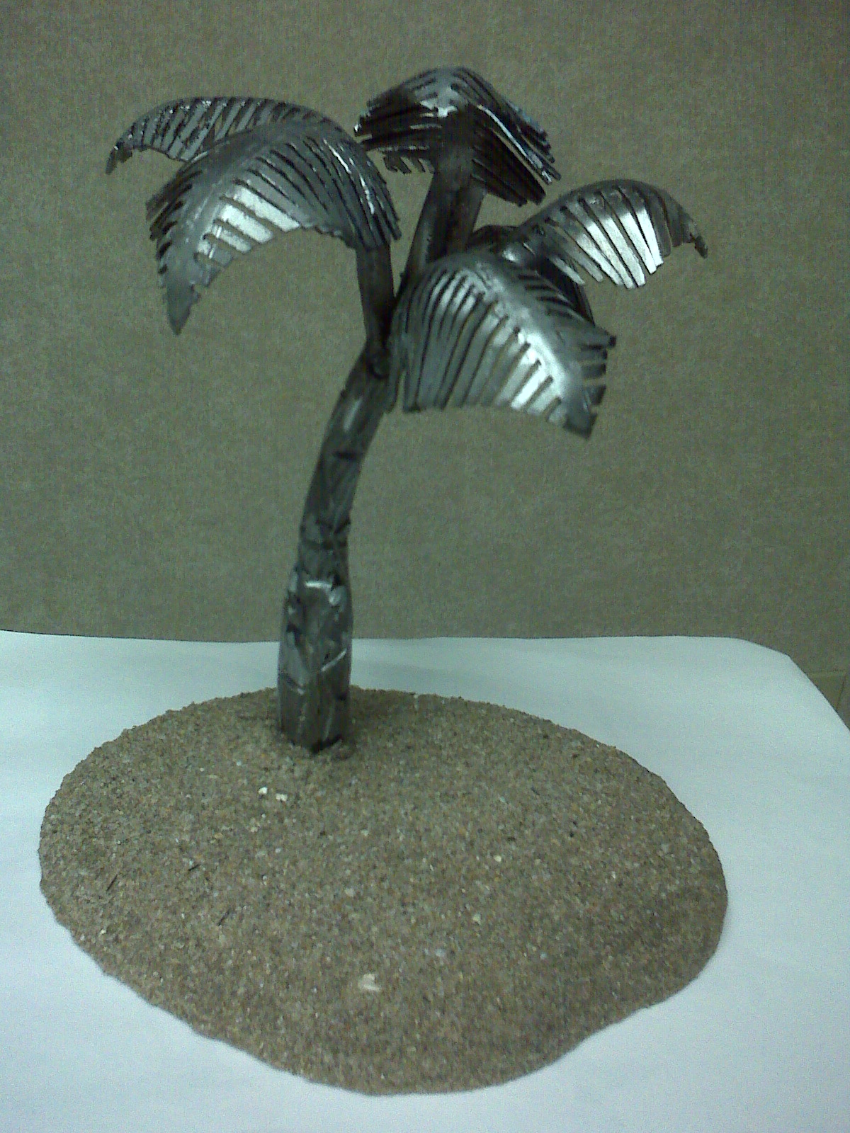 (Sold) Palm Tree