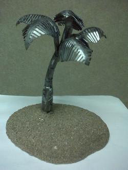(Sold) Palm Tree
