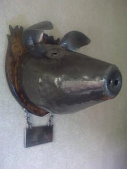 (Sold) Steel Hog
