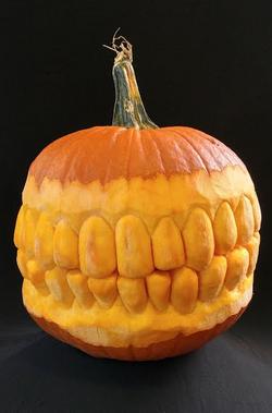 Teeth Pumpkin
