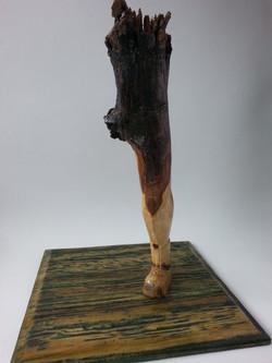 Purple Heart (Leg Logs)