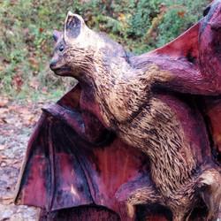 Eastern Red Cedar Bat
