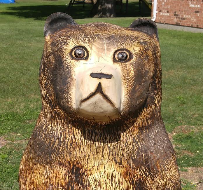Dusty the Bear