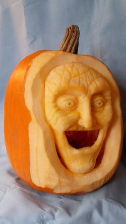 Insanity Pumpkin