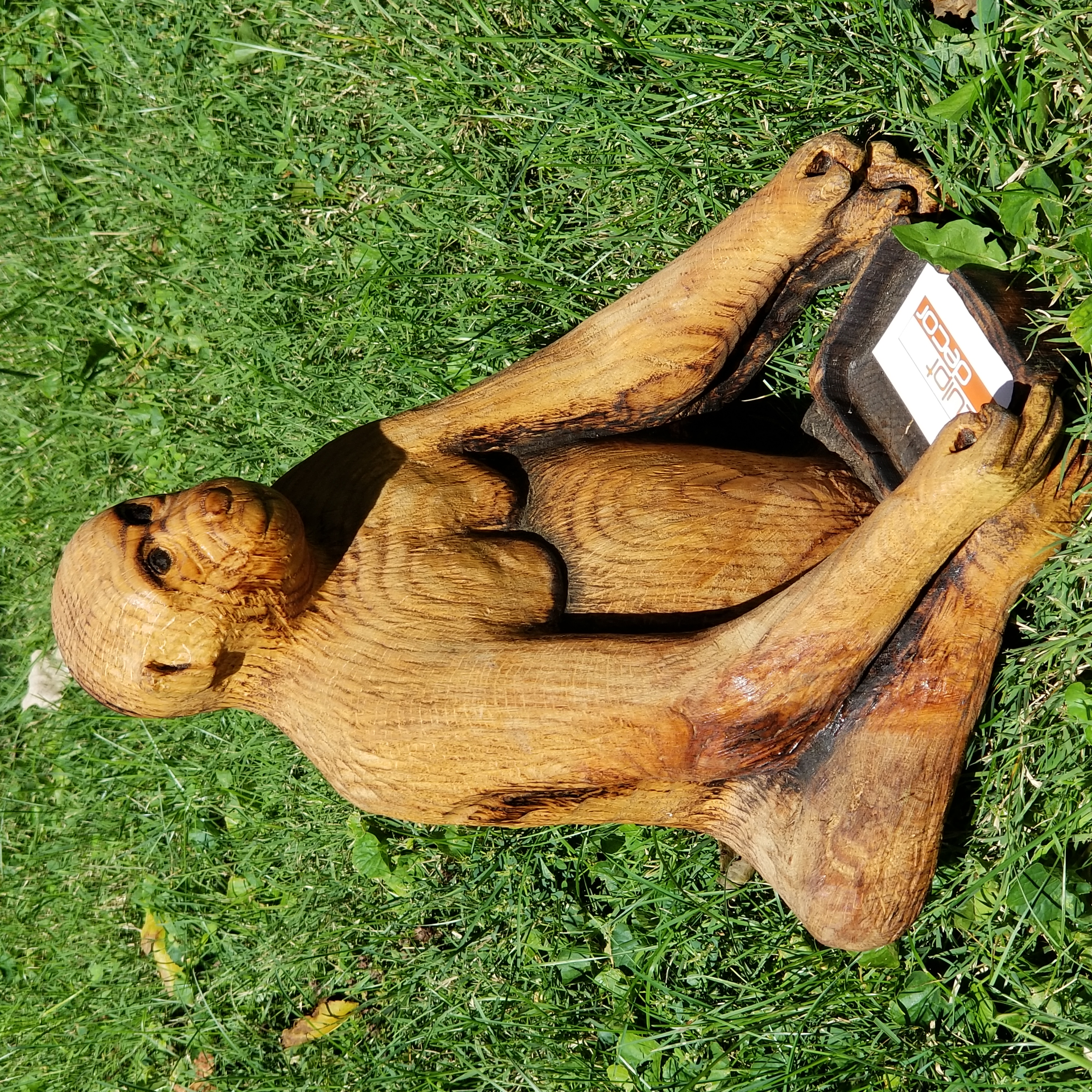 (For Sale) Meditating Monkey