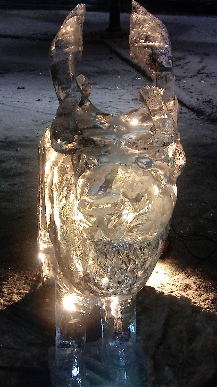 Ice Reindeer