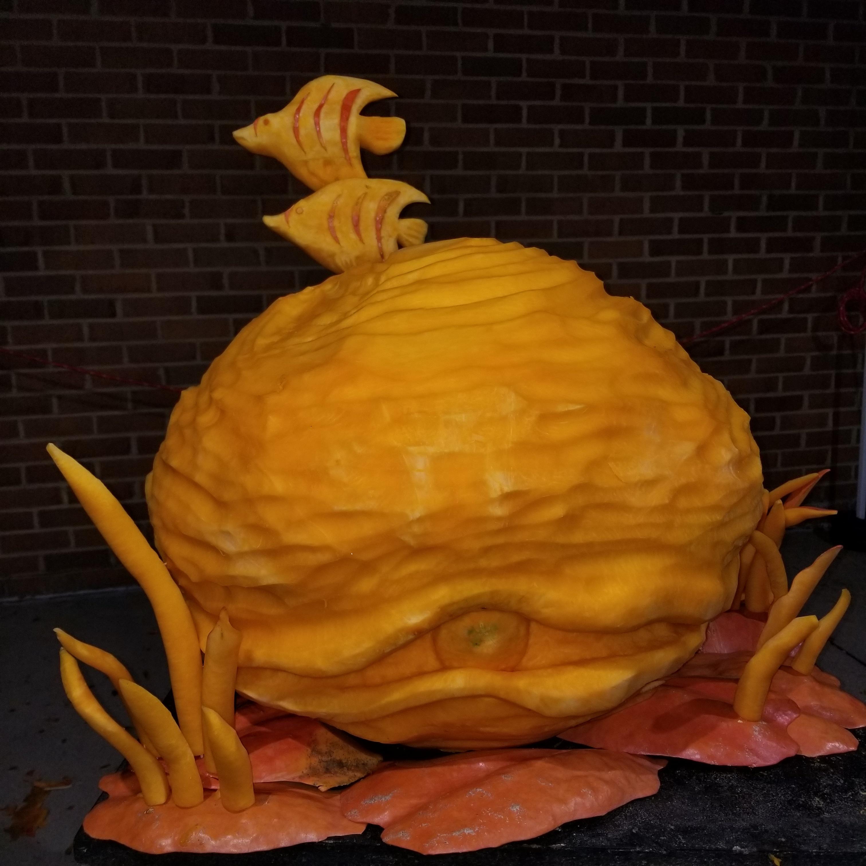 Oyster Pumpkin