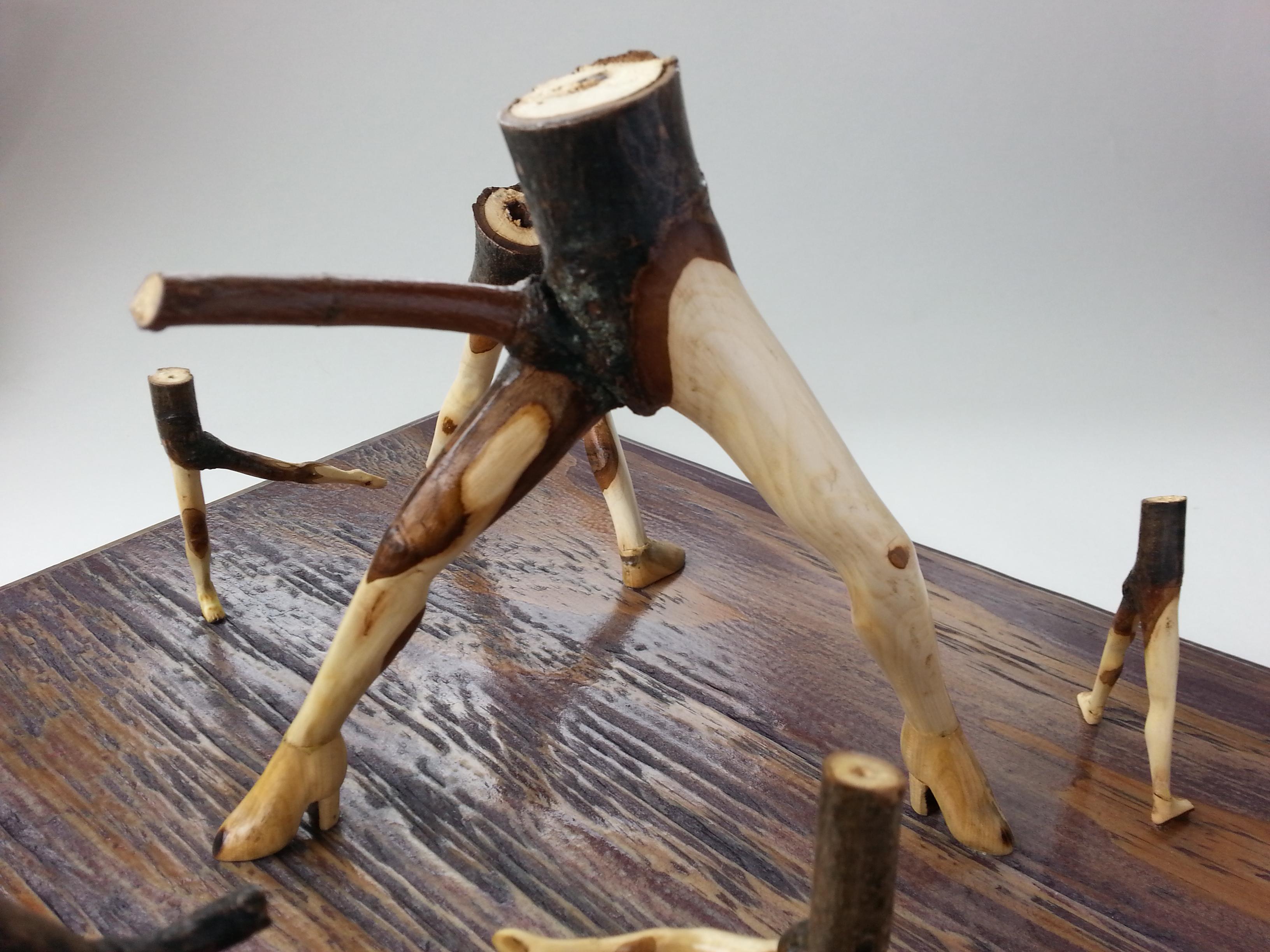 The Dance (Leg Logs)
