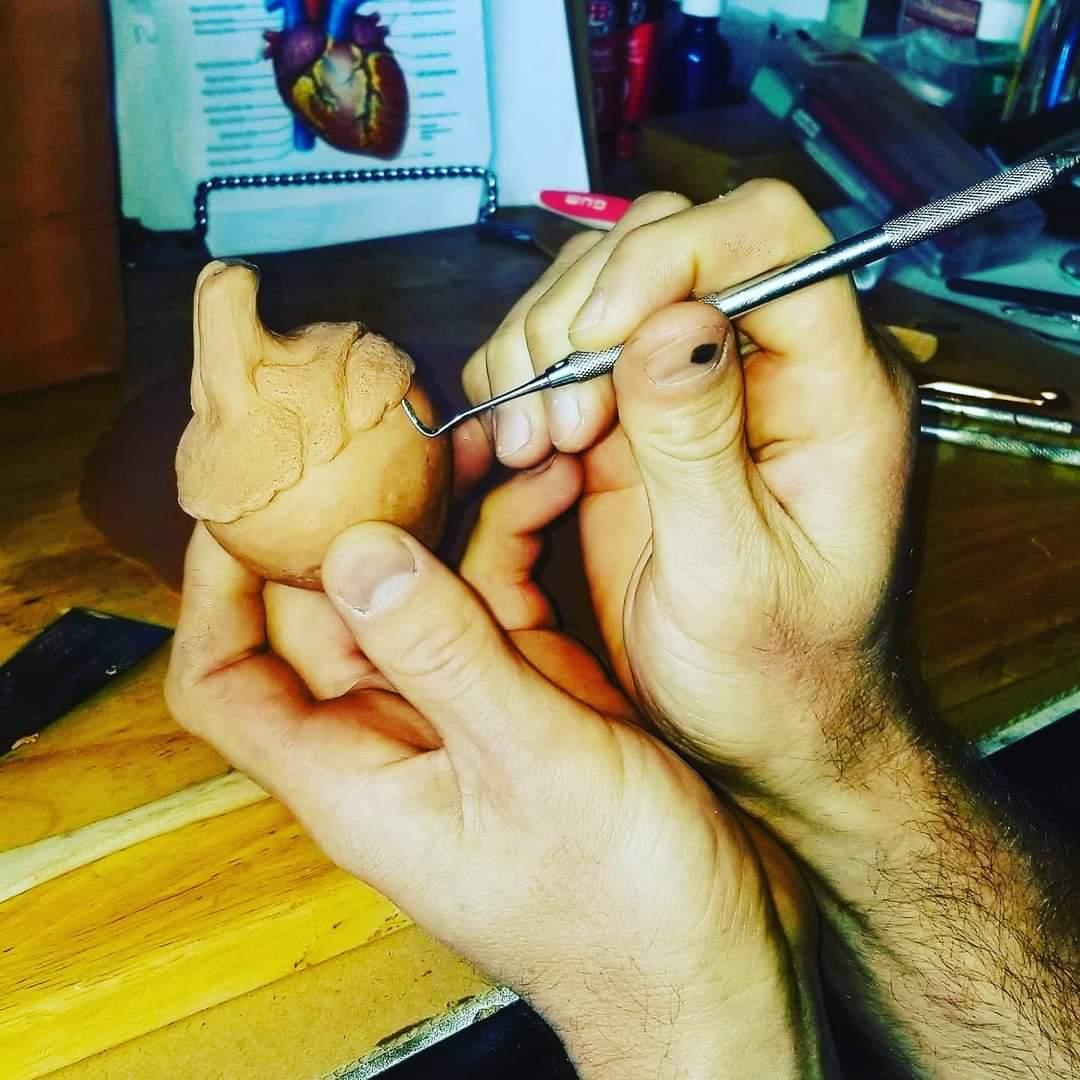 Fruit Sculpting