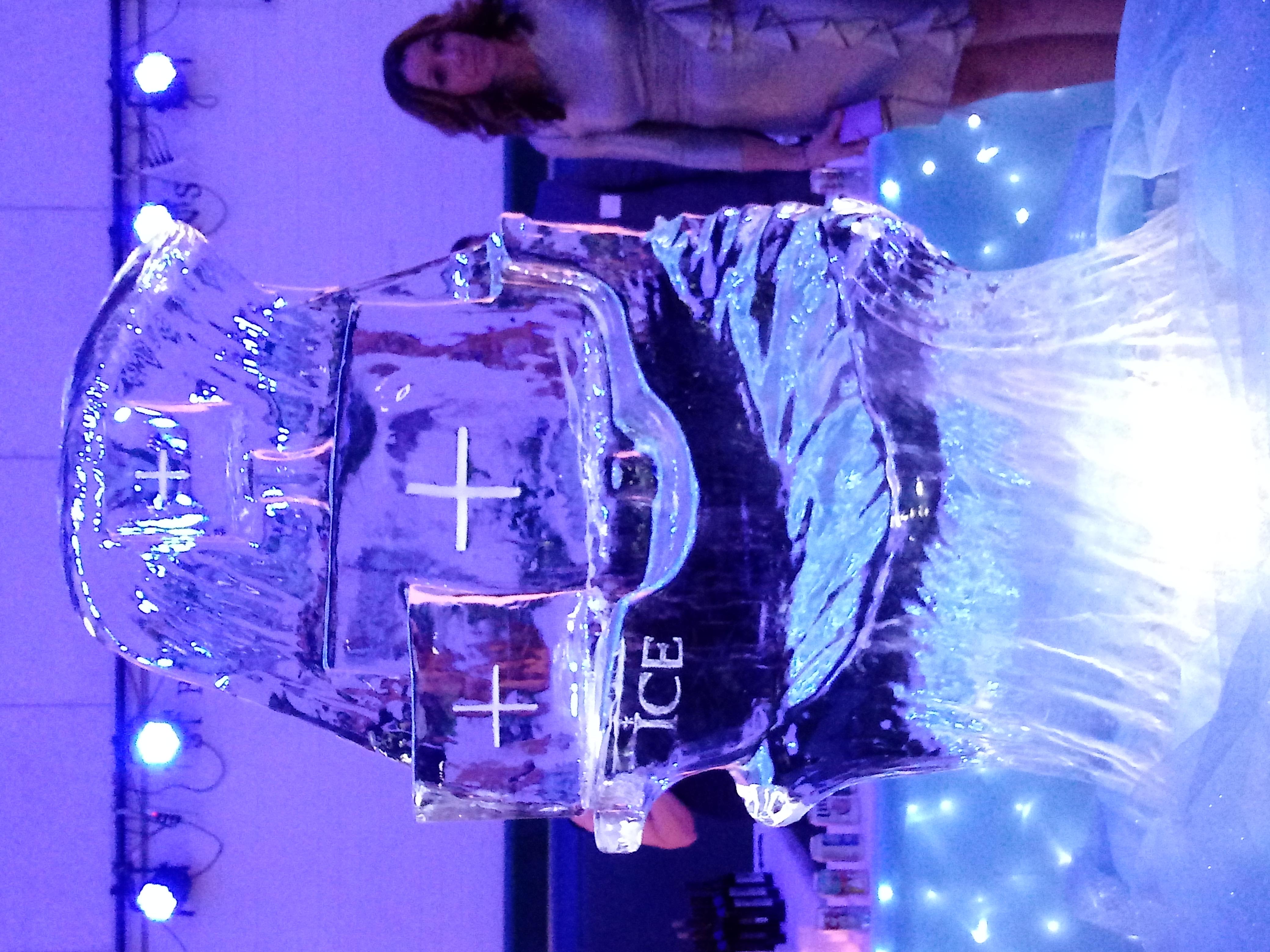 Ice Charter Ship