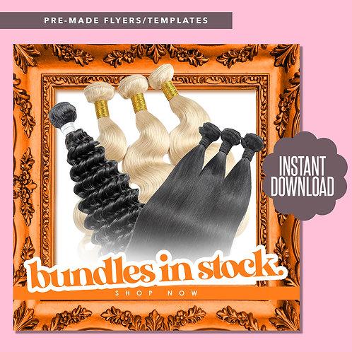 Bundles In Stock (Orange)