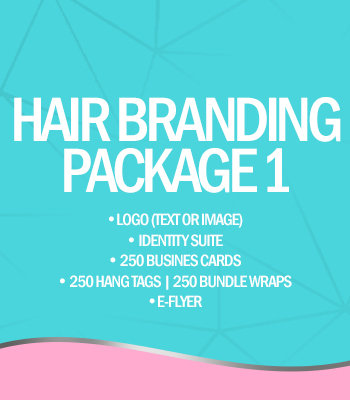 Hair Branding Package 1