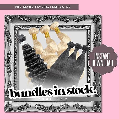 Bundles In Stock (Silver)