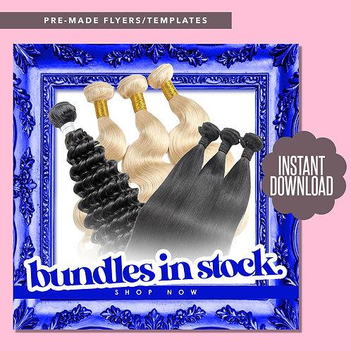 Bundles In Stock (Blue)