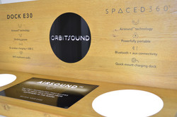 Orbitsound Display