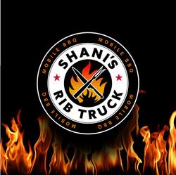 Shanis Rib Truck Logo