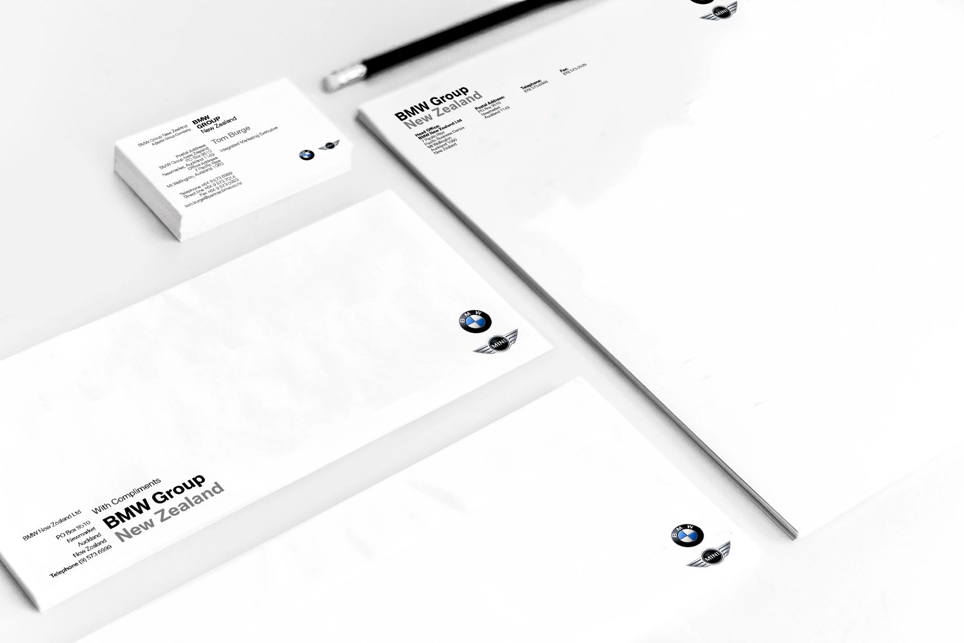 Complete Stationery Portfolio