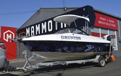 Boat - Grunter
