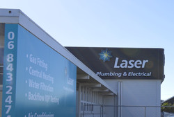 Laser Plumbing and Electrical