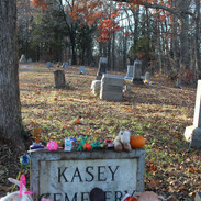 "Kasey Cemetery aka ""Gates of Hell"""