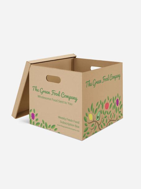 The Green Food Company