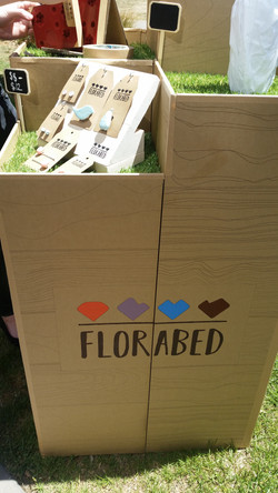 Florabed Stall