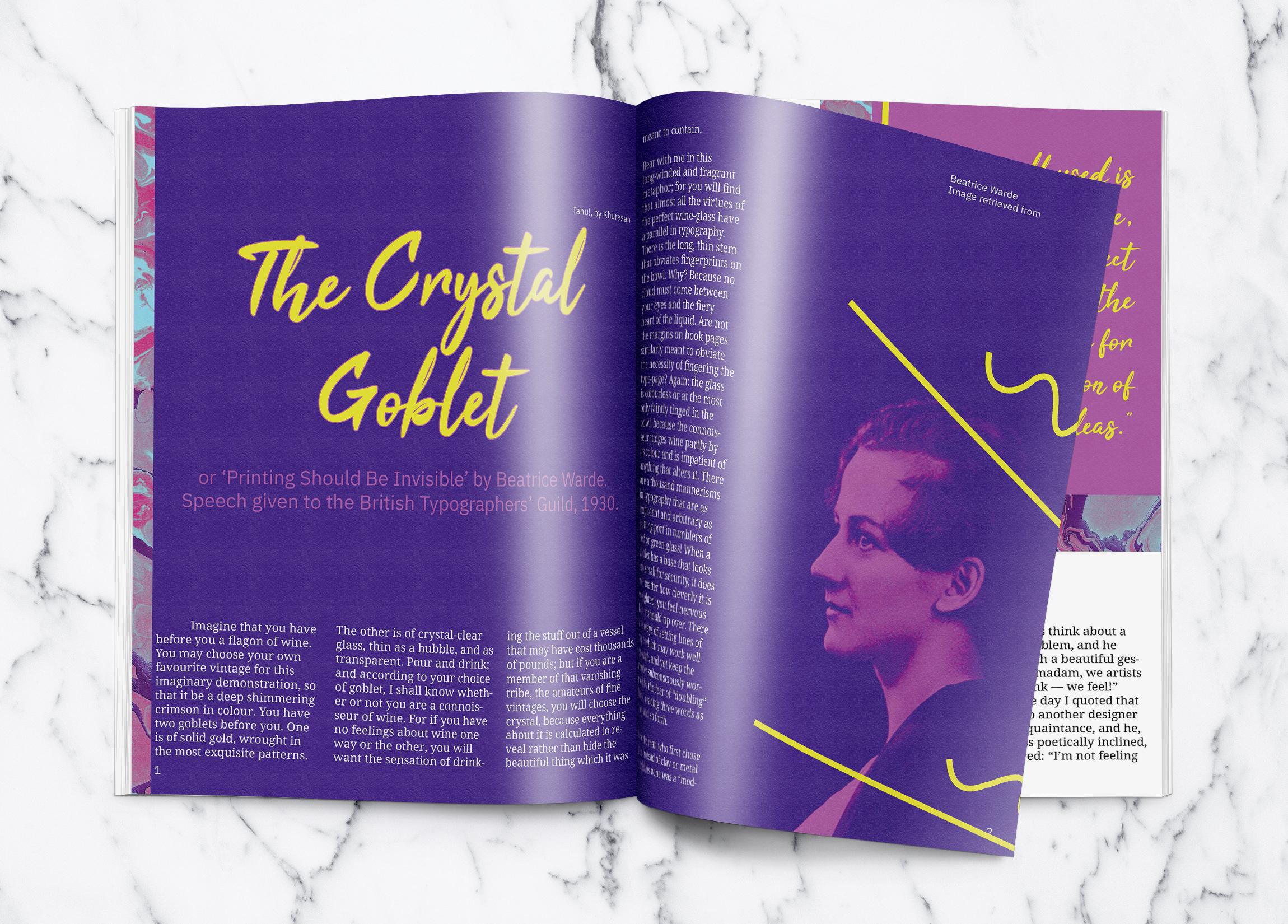 Letterpress Magazine 2