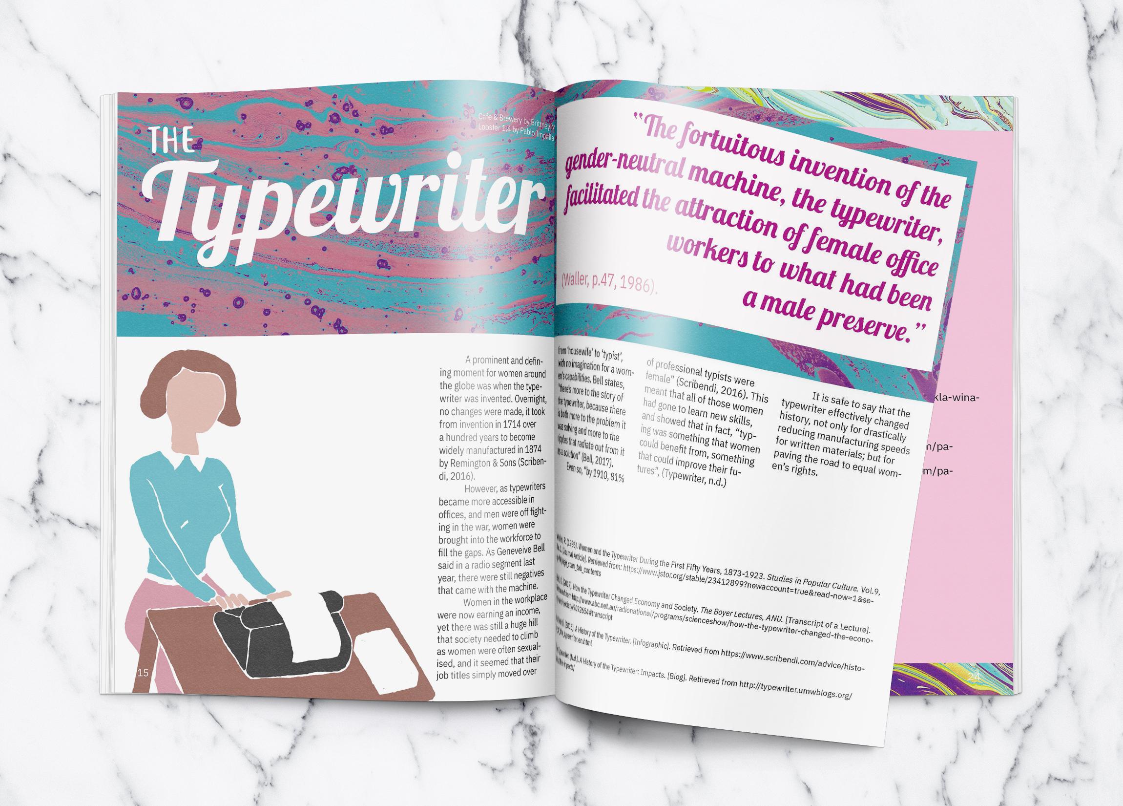 Letterpress Magazine 5